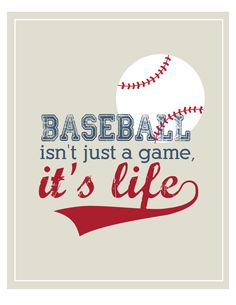 Baseball Printables – Short Stop Designs