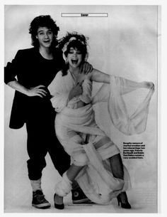 1000 images about popular culture on pinterest marilyn for How long were eddie van halen and valerie bertinelli married
