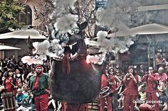 El dissabte 29 de juny s'ha celebrat la Cercavila de la Festa major de Terrassa 2012