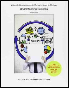 Understanding Business 11th Edition