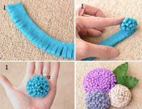 How to make flowers....