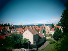 Visby, Swedan