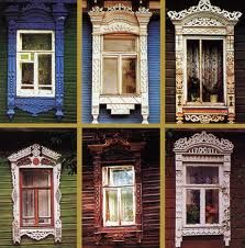 old wooden houses in russia - Google Search