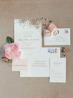 Virginia Wedding Filled with Elegant Charm