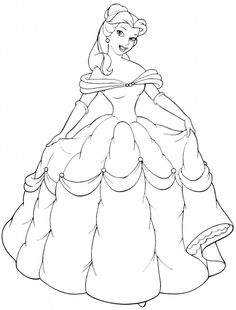Disney Printable Coloring Pages Girls . 3 Disney Printable Coloring Pages Girls . Free Printable Coloring Pages Disney Princess the Beast and Belle Coloring Pages, Disney Princess Coloring Pages, Coloring Pages For Girls, Cartoon Coloring Pages, Coloring Pages To Print, Free Printable Coloring Pages, Free Coloring Pages, Coloring For Kids, Coloring Books