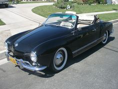 Volkswagen : Karmann Ghia Custom Lowlight