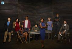 #HTGAWM Season 2 Cast