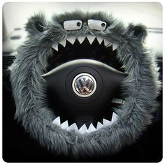 Cute Car stuff..I want one!!!