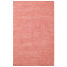 Ridgeway Rug in Petal Pink from PoshTots