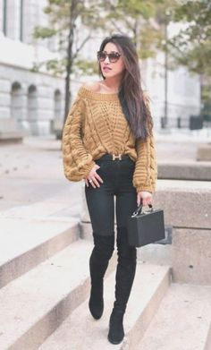 25 Best Women Fall Outfit Ideas for Women Elegantes Outfit Frau, Trends, Amazing Women, Fit Women, Fall Outfits, Black Jeans, Chic, Pants, Style