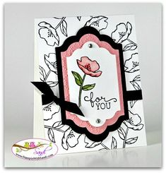 card making and paper crafting designer Sandi MacIver shares a 10 minutes to WOW card created with the Stampin Up Birthday Blooms 2 set Birthday Bouquet, Flower Cards, Homemade Cards, Stampin Up Cards, Making Ideas, Cardmaking, Your Cards, Birthday Cards, Happy Birthday