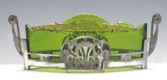1930 WMF Art Deco Silvered Jardiniere - Tiroche