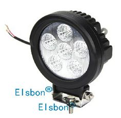 Find More Lights & Indicators Information about WholeSale 18W LED Work Light Car Light Source Car Styling LED Lamp Fog lights For Car Motorcycle Forklift Offroad Truck Boat L12,High Quality Lights & Indicators from Elsbon Electronic & Car Accessory on Aliexpress.com Led Work Light, Work Lights, Led Lamp, Car Accessories, Offroad, Truck, Boat, Motorcycle, Auto Accessories