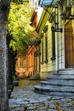 Kosančićev venac, Belgrade, Serbia