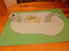Préhistoire / dinosaures : Alexandre, 5 ans (2)