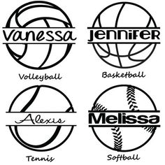 Word Art Basketball Car Decal Vinyl Lettering High School Sports - Window decals for cars sports
