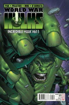 Incredible Hulk Vol. 4 # 611 (Variant) by Dale Keown