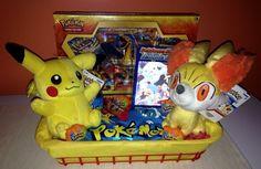 Pokémon Easter Basket made by me