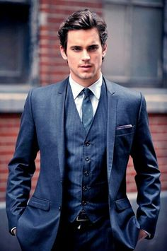 Hope to marry (2nd time's the charm) a man like this! Gotta love Matt Bomer.