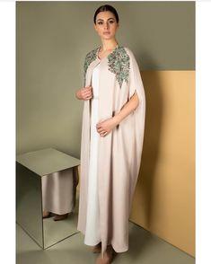 "45 Likes, 6 Comments - Dubai (@fashion.1uae) on Instagram: ""@loodyana # #dresses #dress #caftan #caftan2017 #fashion #moroccan_caftan_style . #abaya…"""