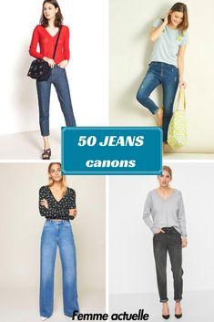 Jeans   50 nouveautés au top des tendances printemps-été 2018 à shopper dès  maintenant 47950d167480