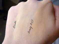 NatuRia Beauty: Sample Stash #1 Lily Lolo Mineral Foundation Blondie & Barely Buff
