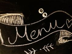 Tafelwand mit Magneten von der Stijl // Blackboard with Magnets