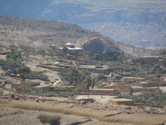 Senafe, Eritrea.