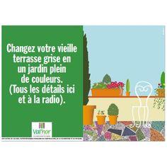 VAL'HOR – l'Interprofession française de l'horticulture, de la fleuristerie et du paysage : Découvrez la prolongation de la campagne radio du 11 au 24 mai 2015 sur RTL, NJR et Europe 1 pour la promotion du végétal