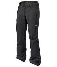 35ebd61e8b 2014 Oakley Brookside Snowboard Pants - Women s  150 Snowboard Pants