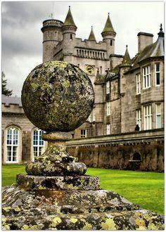 Balmoral Castle, Scotland.