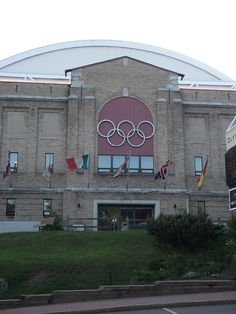 Lake Placid New York. Olympic Arena