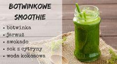 Botwinkowe smoothie! #botwina #botwinka #buraczki #smoothie #abcZdrowie Cantaloupe, Smoothies, Fruit, Smoothie, Smoothie Packs, Fruit Shakes