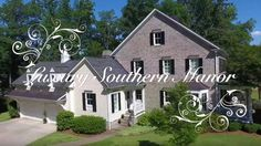 Luxurious Southern Manor