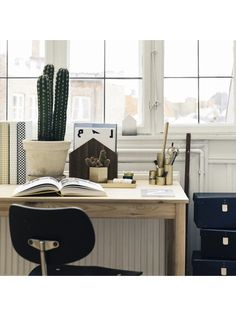Brass Pencil Holder by Lulu and Georgia! Shop the look with L&G! #LANDGATHOME