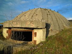 Refugio nuclear en Tirana, Albania