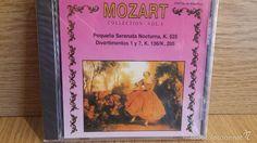 MOZART COLLECTION. VOL. 8. VER TÍTULOS EN DORSO. CD / DIVUCSA / PRECINTADO.