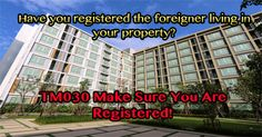 TM030+Explained!+You+Must+Register+Any+Non+Thai+National+Living+In+Your+Property!