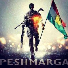 Peshmerga is hero ♥ ♡ ♥ #Peshmarga #Kurdistan