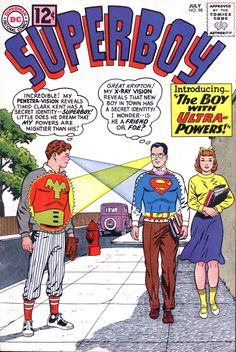 1962 - Before our comic book heroes' values were replaced with darker and more cynical ones by new writers