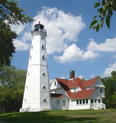 Wisconsin, Milwaukee: North Point Lighthouse