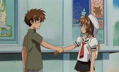 Mis series favoritas ♥: Sakura Card Captor - La película 2 ♥