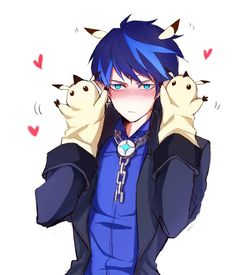 My favorite male character in elsword