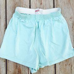 Mint Soffe Shorts Brand new! Ships immediately! Soffe Shorts