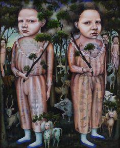 HeatherNEVAY  -  The Shy Boys  2003