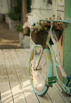 Bike mint and vintage