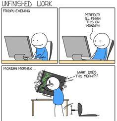 Computer Science Humor, Programmer Humor, Stack Overflow, Course Offering, Work Today, Job Search, Web Development, Programming, Web Design