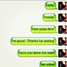 This person who took control of the situation. | 17 Perfect Responses For When Someone Doesn't Text Back