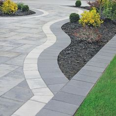 Image result for widening driveway ideas