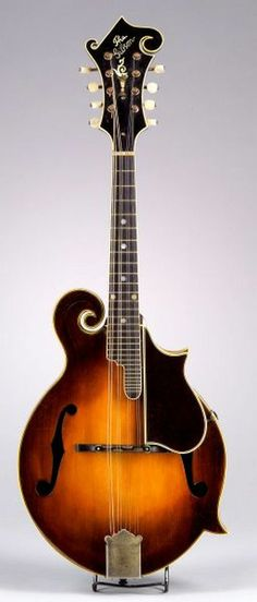American Mandolin, Gibson Guitar-Mandolin Company, Kalamazoo, 1923